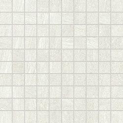 Elegance Pro White Mosaico 3x3 | Mosaïques céramique | EMILGROUP
