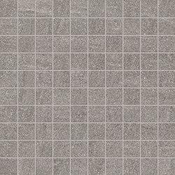 Elegance Pro Dark Grey Mosaico 3x3 | Mosaïques céramique | EMILGROUP