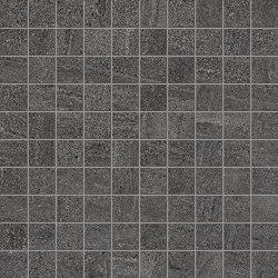 Elegance Pro Anthracite Mosaico 3x3 | Mosaïques céramique | EMILGROUP