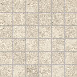 Re-Play Concrete Mosaico 5x5 Sand   Ceramic mosaics   EMILGROUP