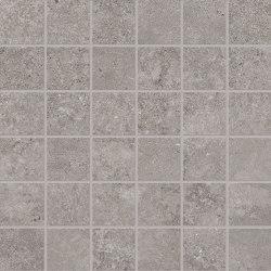 Re-Play Concrete Mosaico 5x5 Dark Grey   Ceramic mosaics   EMILGROUP