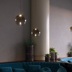 Pit Suspension Lamp      Cangini e Tucci