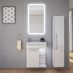 Guest100 white   Wall cabinets   Nordholm
