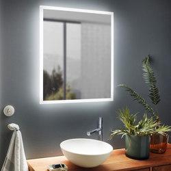 LED Mirror Evolution | Bath mirrors | Nordholm
