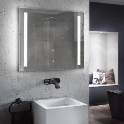 LED Mirror Motion | Bath mirrors | Nordholm