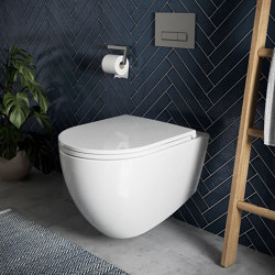 Oceanus WC white   WC   Nordholm