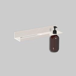 AS.400.HT.L | matt white | Towel rails | Alape
