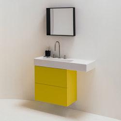 Kartell by LAUFEN   Vanity unit   Vanity units   LAUFEN BATHROOMS