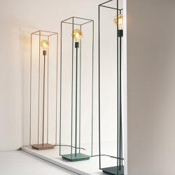 Box   Floor   Free-standing lights   Zava Srl