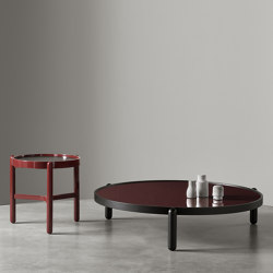 Vittorio Low Tables   Coffee tables   Meridiani