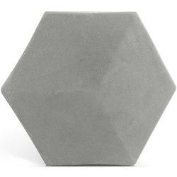 3D Cement Tile | Hex | Beton Fliesen | Eso Surfaces