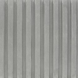 3D Cement Tile | Raked | Beton Fliesen | Eso Surfaces