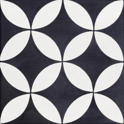 Decorative Cement Tile | Flower | Concrete tiles | Eso Surfaces