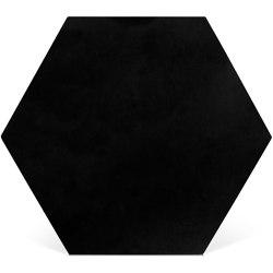 Decorative Cement Tile | Solid Hex | Concrete tiles | Eso Surfaces