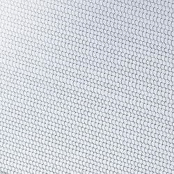 Glam Metallics | Metal_Mesh_Silver | Decorative glass | S-Plasticon