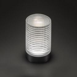 Haute Stripe - rechargeable lamp | Table lights | Purho