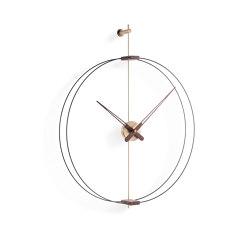 Barcelona Mini Gold Wall Clock | Clocks | Nomon