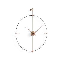 Bilbao Mini Wall Clock   Clocks   Nomon