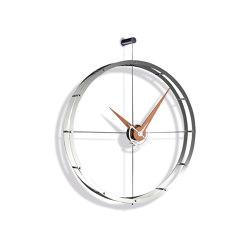 Doble O Wall Clock   Clocks   Nomon