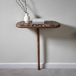 Momentos Console Table with Marble | Consolle | Nomon