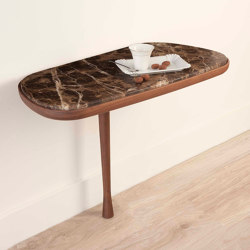 Momentos Table M with Marble | Tables d'appoint | Nomon