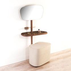 Momentos Tocador Dressing Table with Marble | Schminktische | Nomon