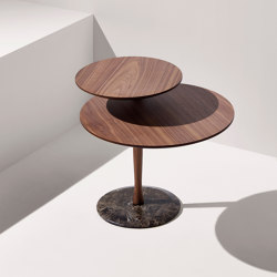 Momentos Vaiven Side Table   Tables d'appoint   Nomon