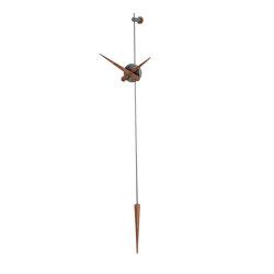 Punto y Coma Wall Clock | Clocks | Nomon