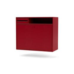 Montana Selection | STUDIO – secretary with pinboard and trays | Montana Furniture | Desk tidies | Montana Furniture