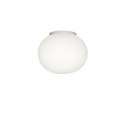Mini Glo-Ball Ceiling/Wall Mirror | Wall lights | Flos