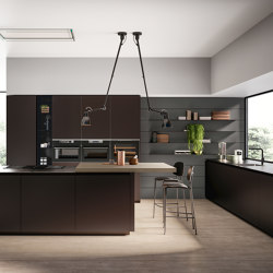 Kitchen Glass 02 | Fitted kitchens | Arredo3