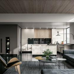 Kitchen Round 03 | Fitted kitchens | Arredo3