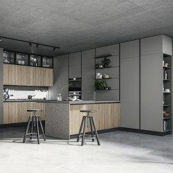 Kitchen Round 04 | Fitted kitchens | Arredo3