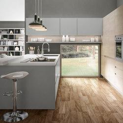Kitchen Wega 04 | Fitted kitchens | Arredo3