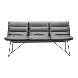 ARVA 3 Seater bench | Canapés | KFF