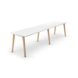 get together wood | Tavoli contract | Sedus Stoll