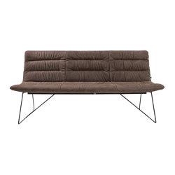 ARVA LIGHT 3 Seater bench | Canapés | KFF