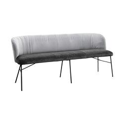 GAIA 3 seater bench | Canapés | KFF