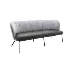 GAIA CASUAL LOUNGE 3 seater sofa | Canapés | KFF