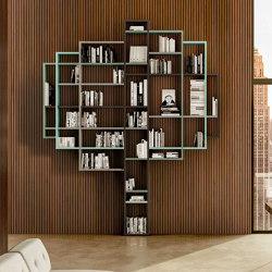 30mm Bookshelf - 1226   Shelving   LAGO