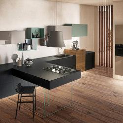 36e8 Fenix Kitchen - 1010 | Fitted kitchens | LAGO