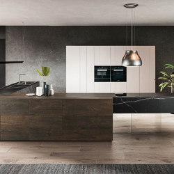 Cucina 36e8 Marble XGlass - 1094   Cucine parete   LAGO
