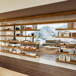 Air Bookshelf - 1241 | Shelving | LAGO