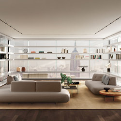 Air Bookshelf - 1243 | Shelving | LAGO