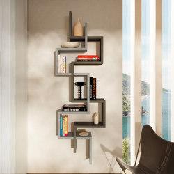 Lagolinea Bookshelf - 1232 | Shelving | LAGO