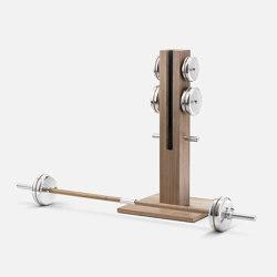 LESNA™ Barbells Set | Upper body equipment | Pent Fitness