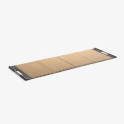 MATA™ Leather Fitness Mat | Fitness tools | Pent Fitness