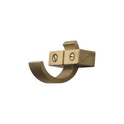 Aged Screw Series | PXB-AS05-111 | Single hooks | Sugatsune