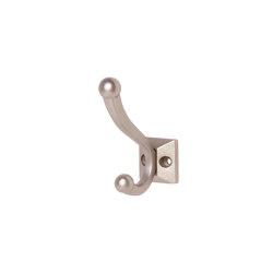 Brass Nouveau Series | PXB-BN05 | Single hooks | Sugatsune