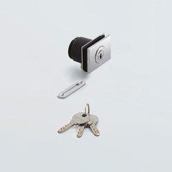 GS Glass | GS-GL5 | Cabinet locks | Sugatsune